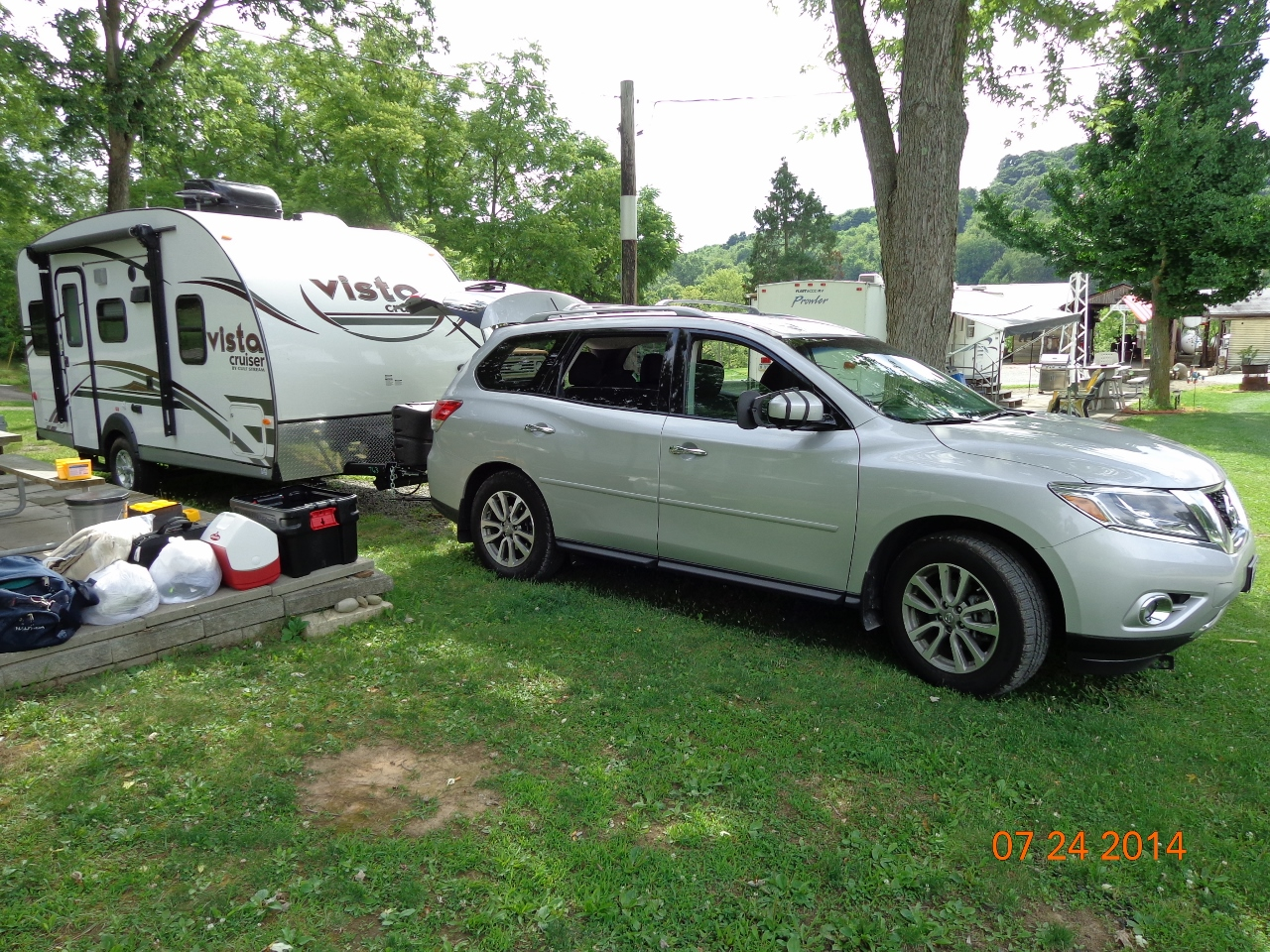 has anyone towed a travel trailer with 2013 pathfinder page 3 nissan pathfinder forum nissan pathfinder