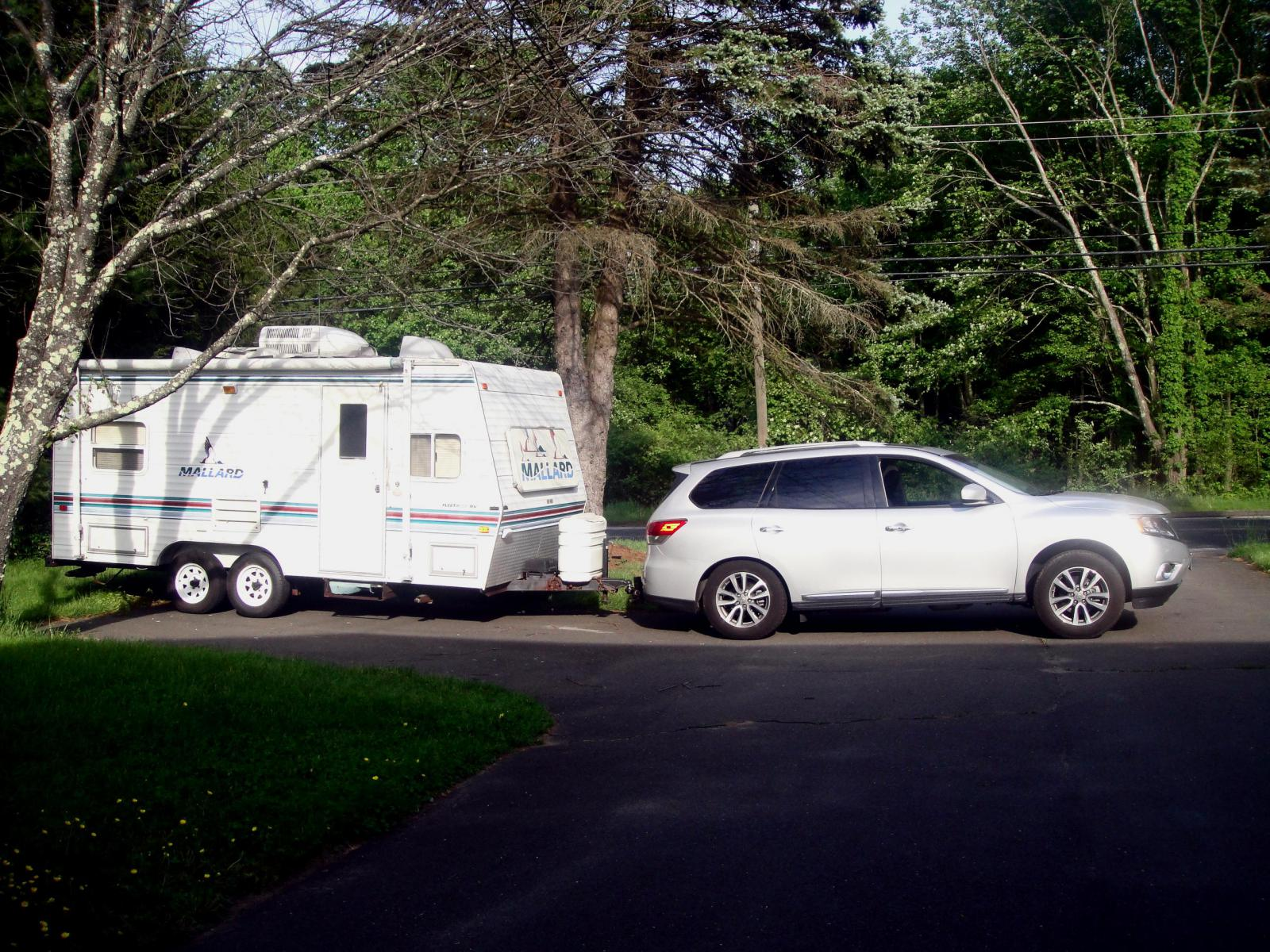 anyone towing a travel trailer nissan pathfinder forum anyone towing a travel trailer