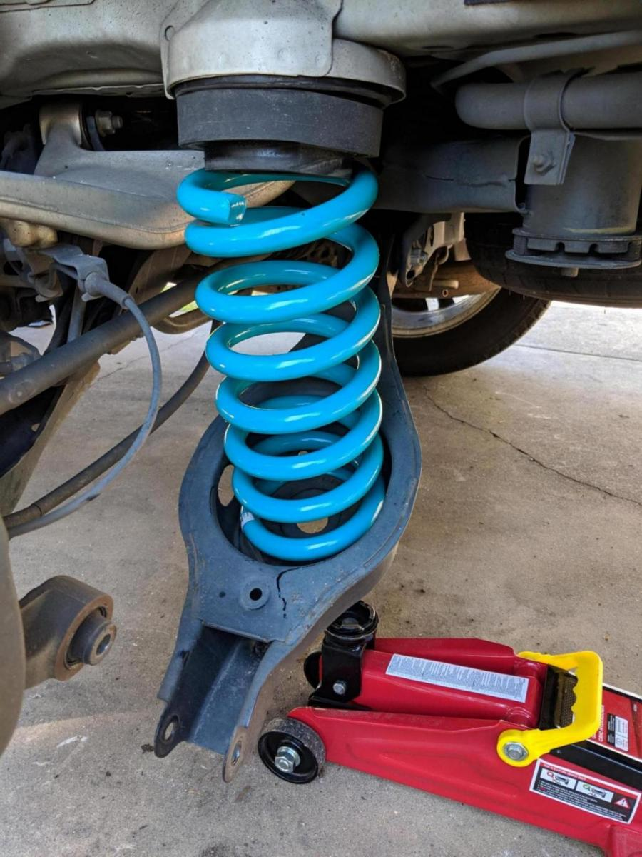 30mm lift springs on top of 30mm spacers with 275 55r20 tires nissan pathfinder forum 30mm spacers with 275 55r20 tires