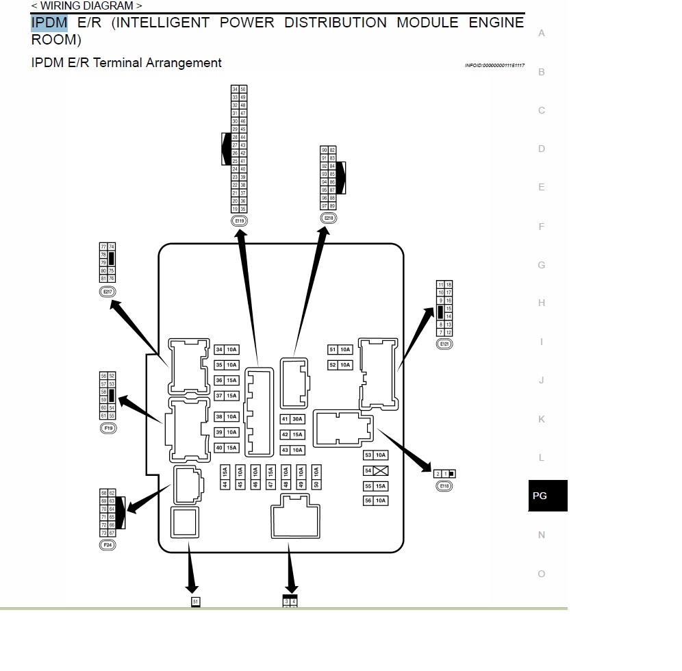 Trying To Locate Fuse For Driver Side Lights Lhd Usa Model Nissan Pathfinder Forum