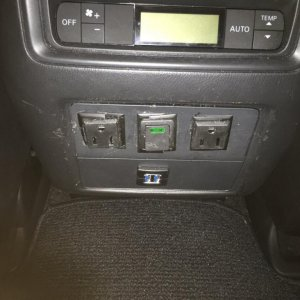 back seat console mod