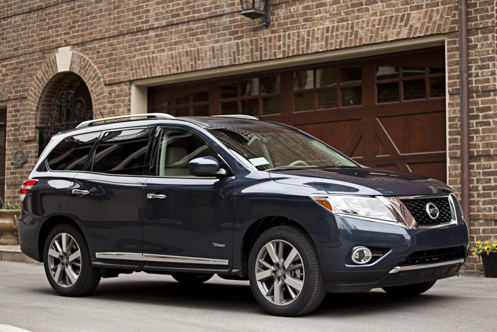 After Only 1 5 Years On The Market Nissan Has Announced It Will Discontinue Pathfinder Hybrid