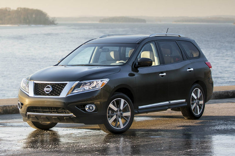 2015 nissan pathfinder problems